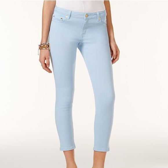 04a6d23b43c7 Michael Kors Jeans | Izzy Cropped Skinny | Poshmark